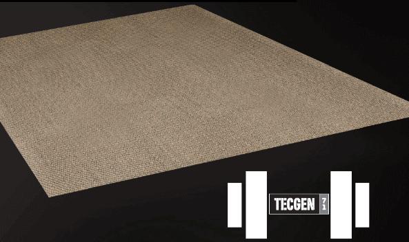 TECGEN71 Outer Shell Fabric Sheet