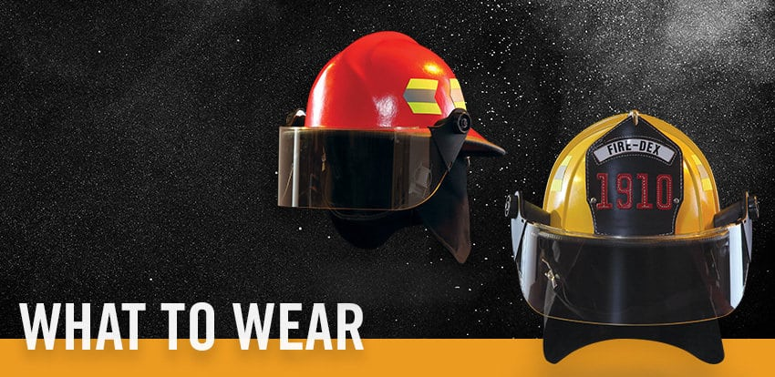 What to Wear: Evolution of the Firefighter Helmet