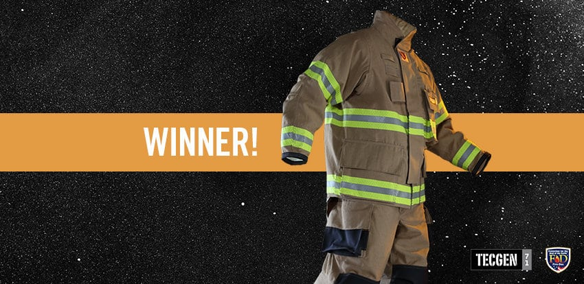 TECGEN71 Giveaway Winner