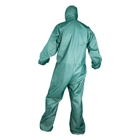 Isolation Coverall- Back