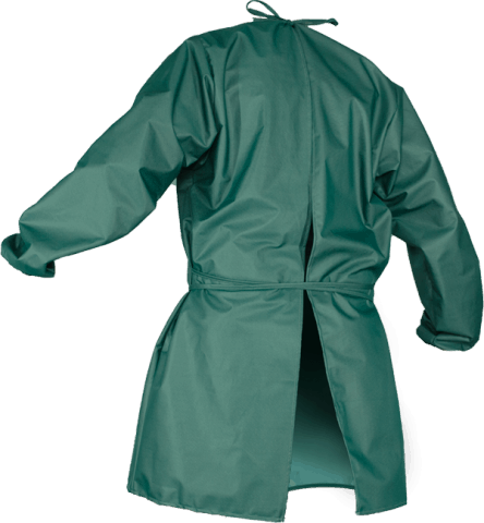 Isolation Gown- Back