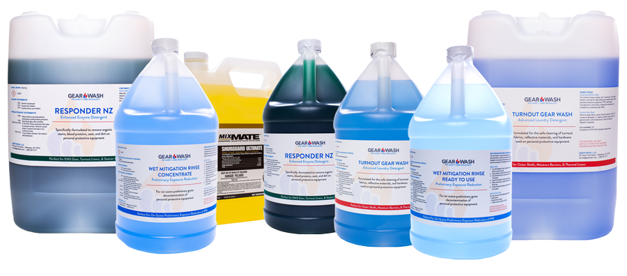 Laundry and Disinfectant Products
