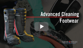 Advanced Cleaning Footwear Video