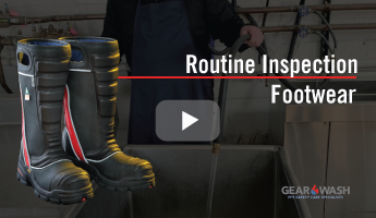 Routine Inspection Footwear