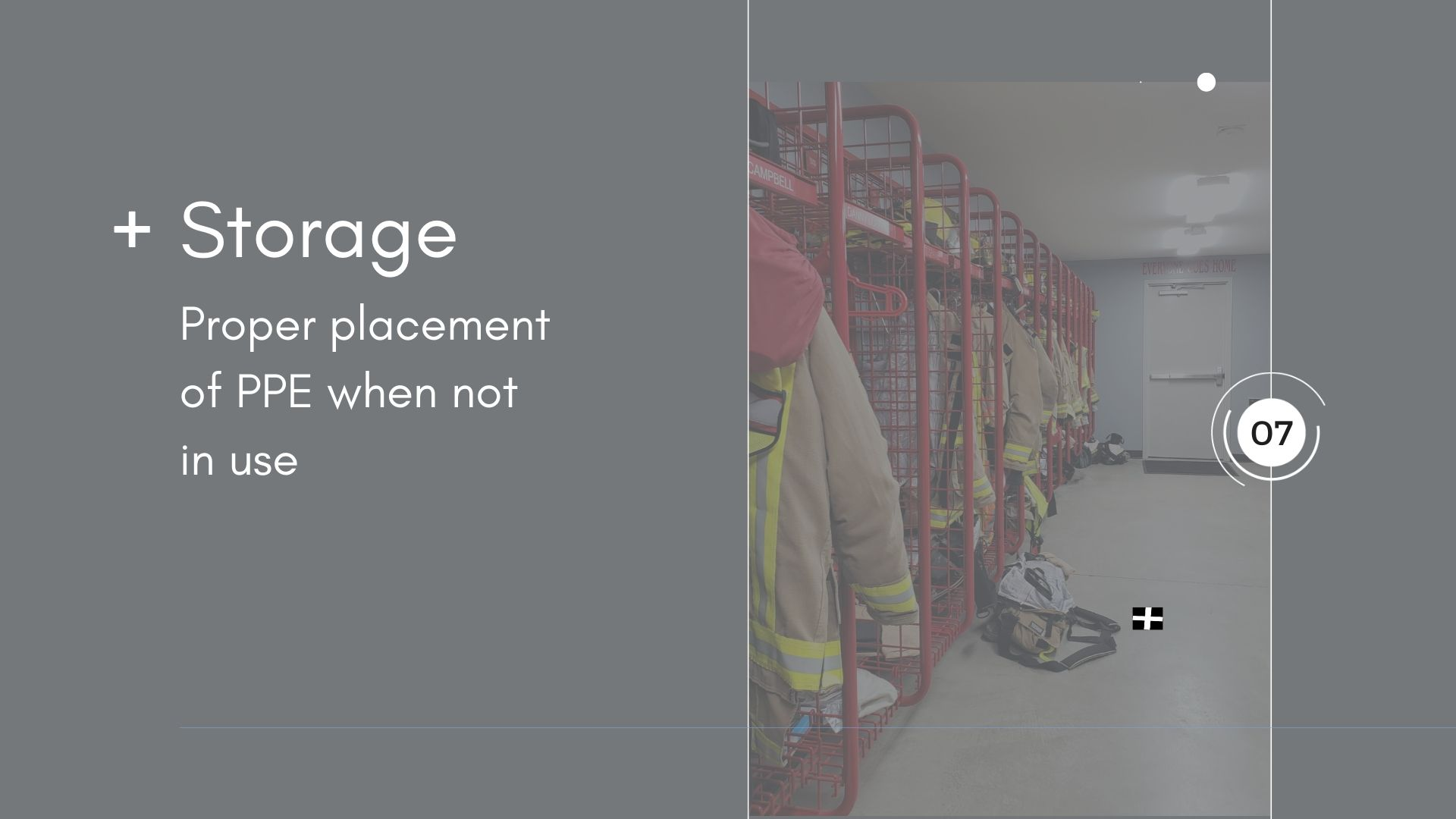 NFPA - Storage Section