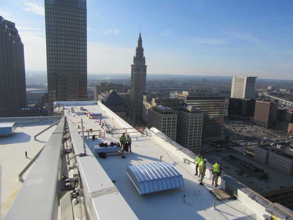 Roofing-Cleveland-Hilton-Downtown (7)