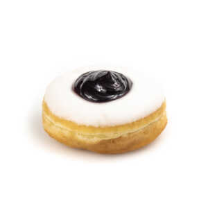 Blueberry Jelly Donut