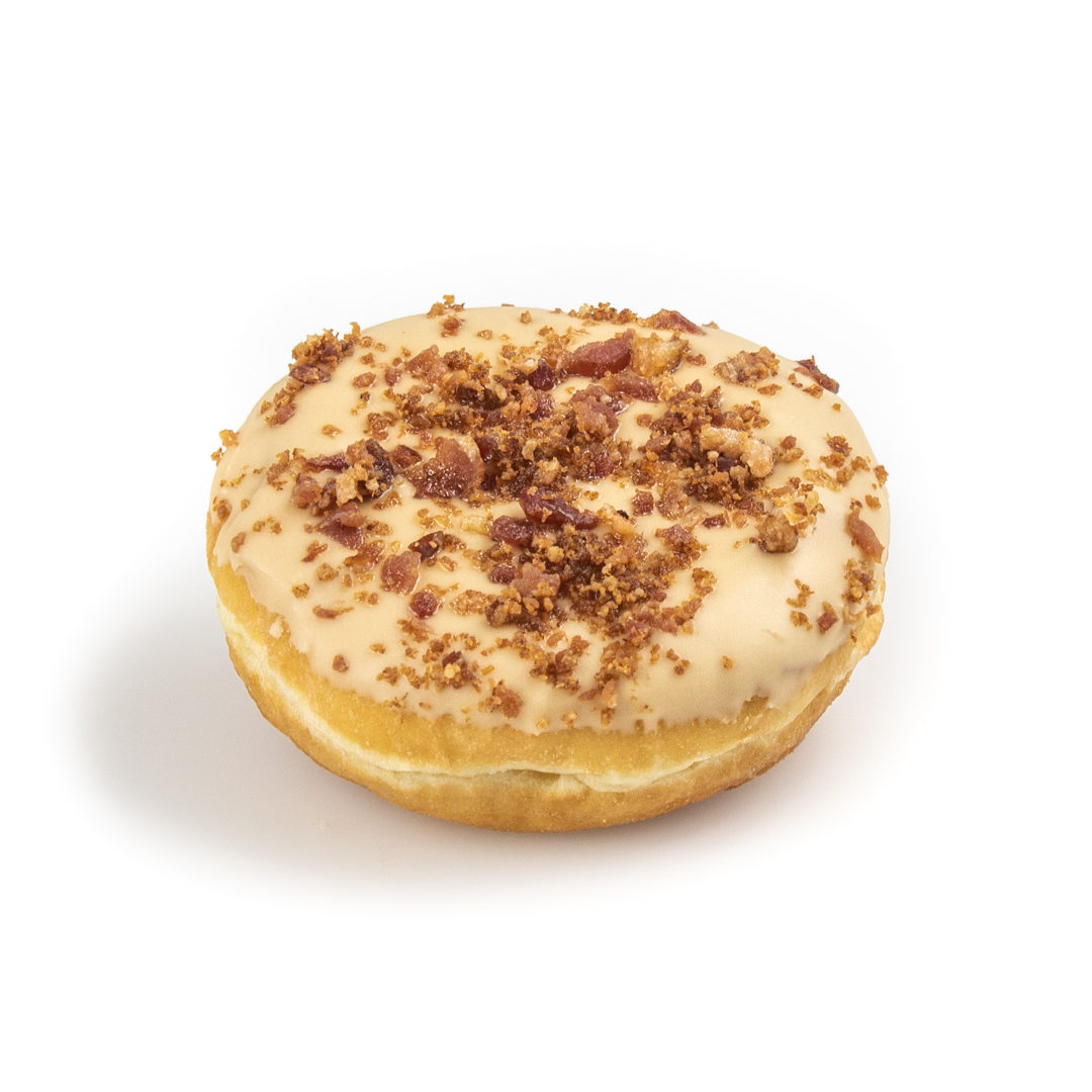 Maple Bacon Raised Donut