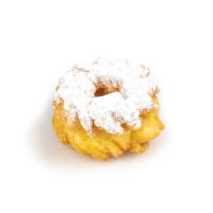 Powdered Sugar Cruller
