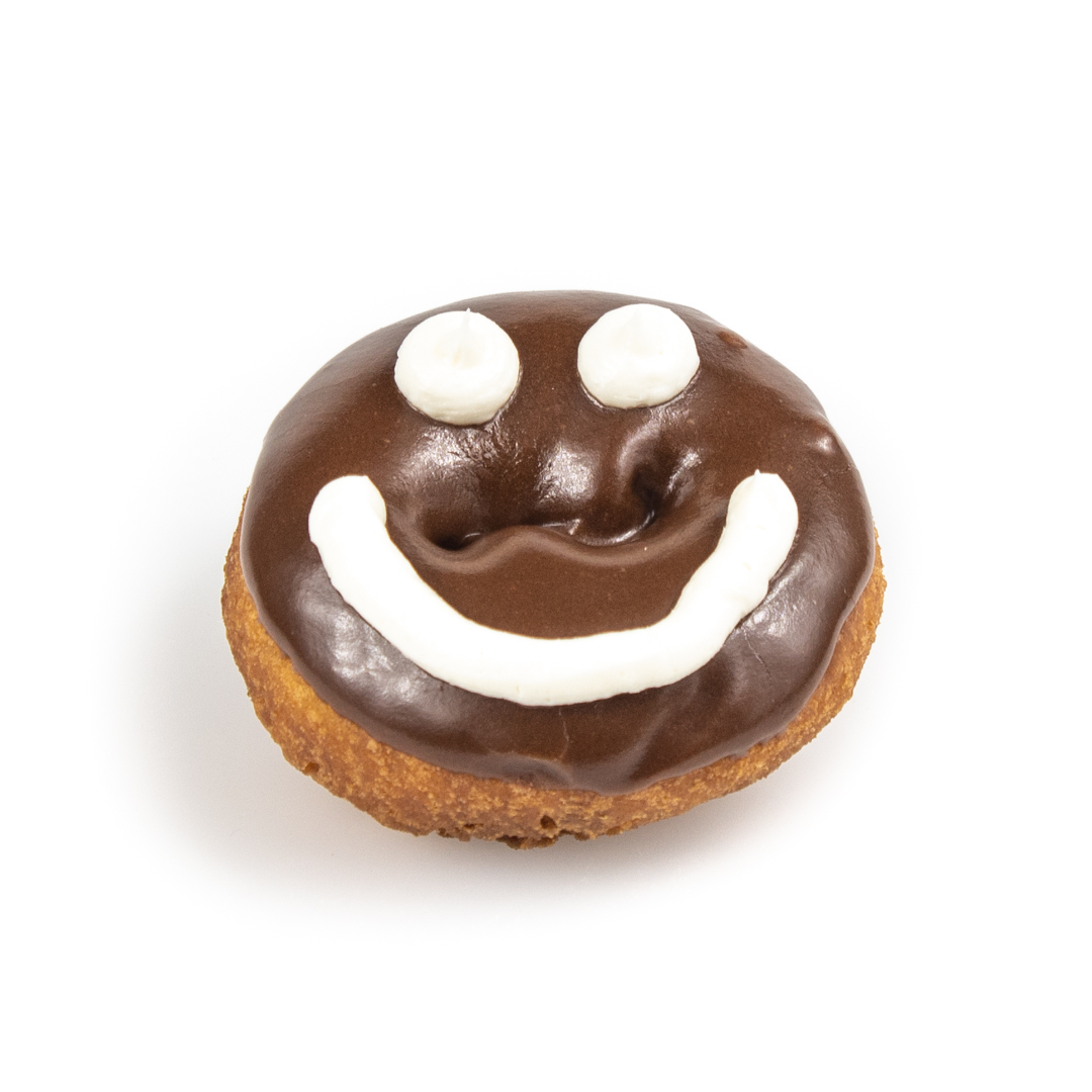 Smiley Face Donut