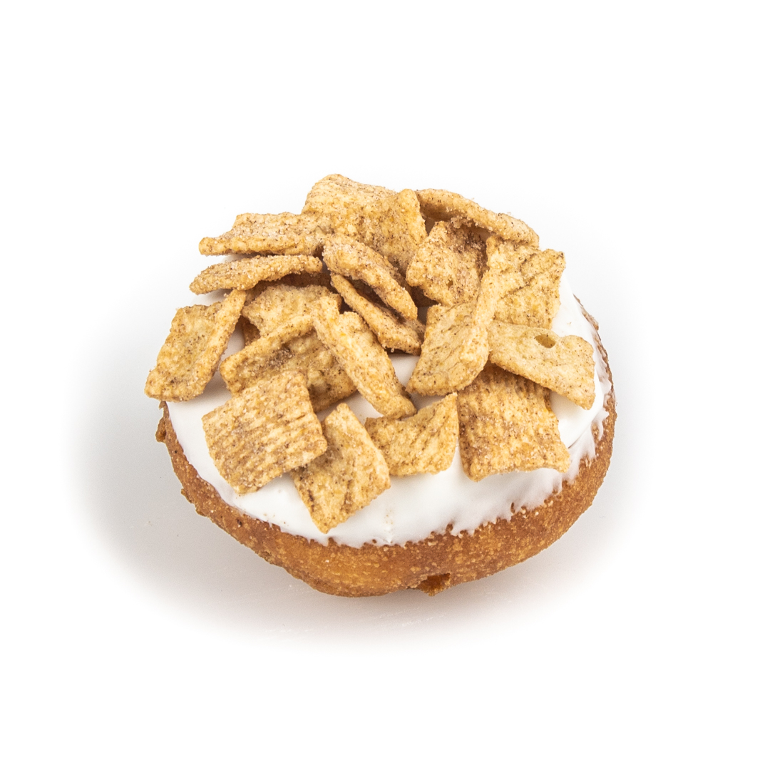 Cinnamon Toast Crunch Donut