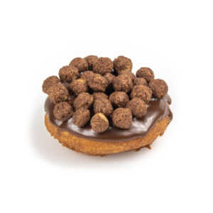 Cocoa Puffs Cake Donut