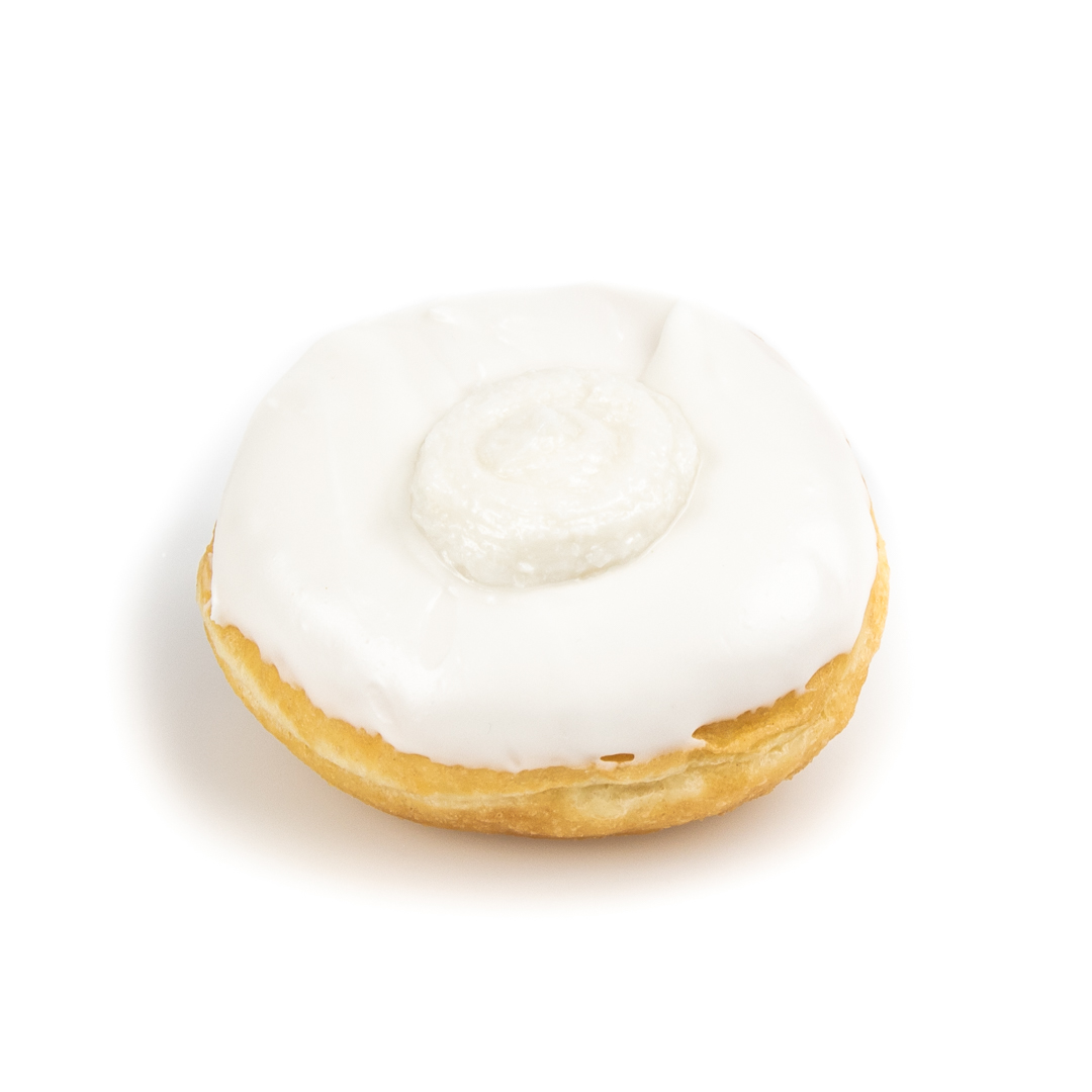 Coconut Custard Donut