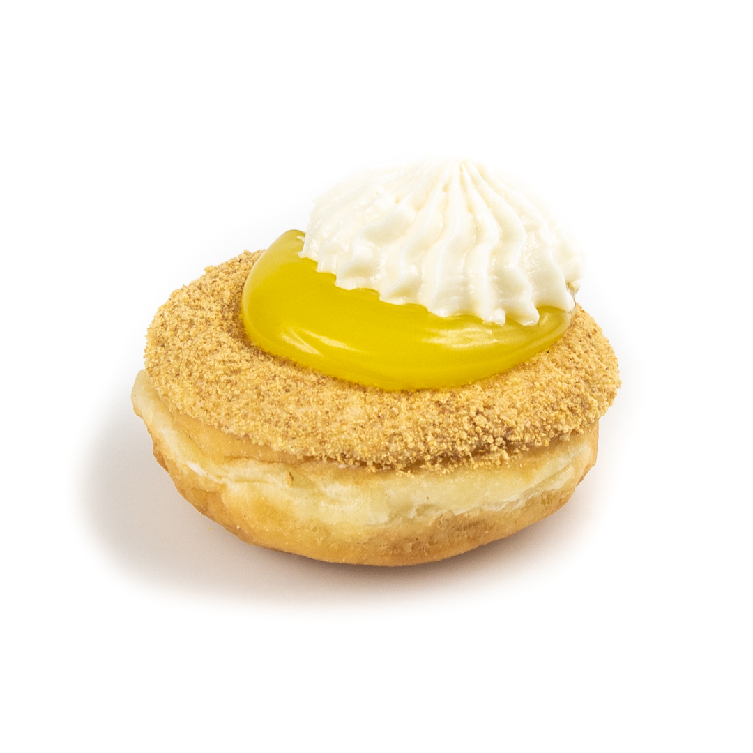 Lemon Cheesecake Donut