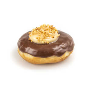 The Nutty Banana Donut