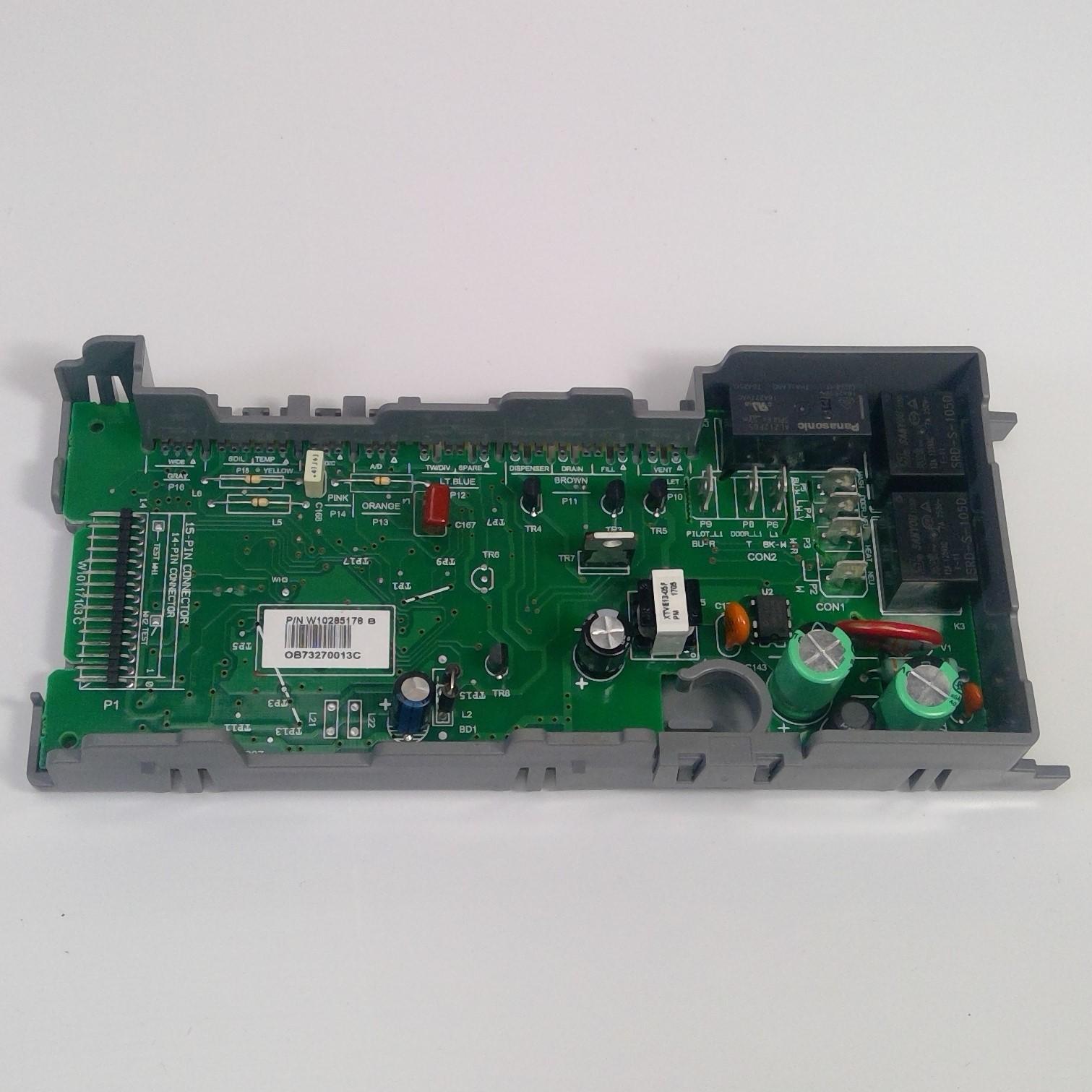 WHIRLPOOL Dishwasher MAIN CONTROL BOARD WPW10285178