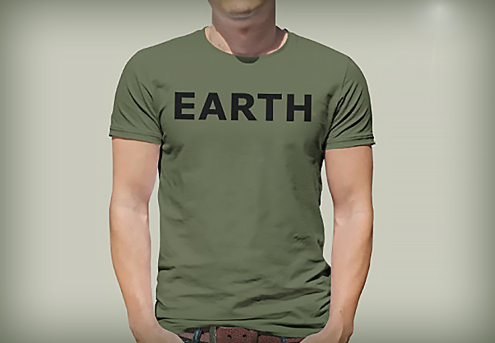 Earth Brigade Bootcamp T-Shirt