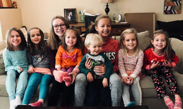Tom Gottlieb's 8 Grandchildren