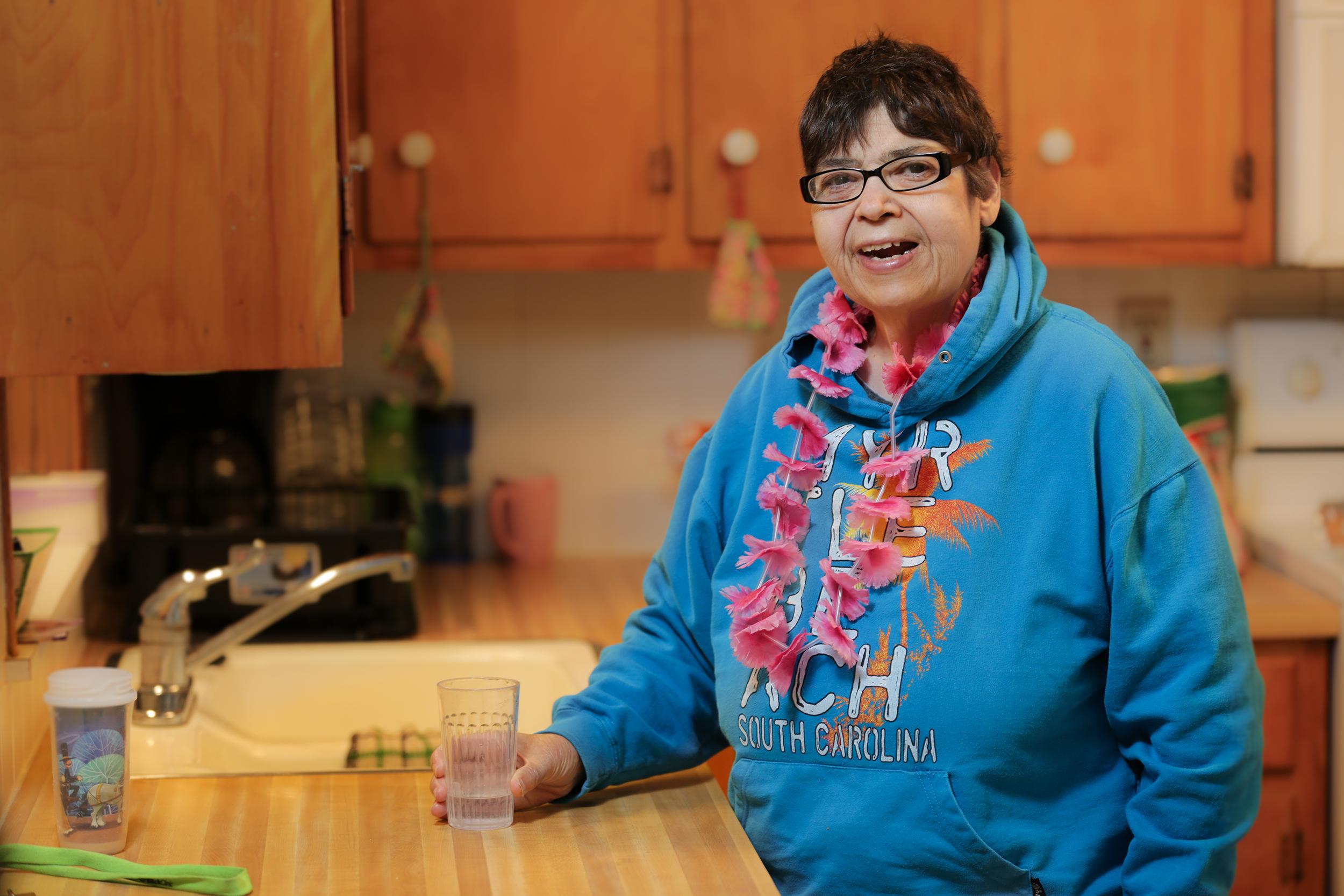 Gina-kitchen