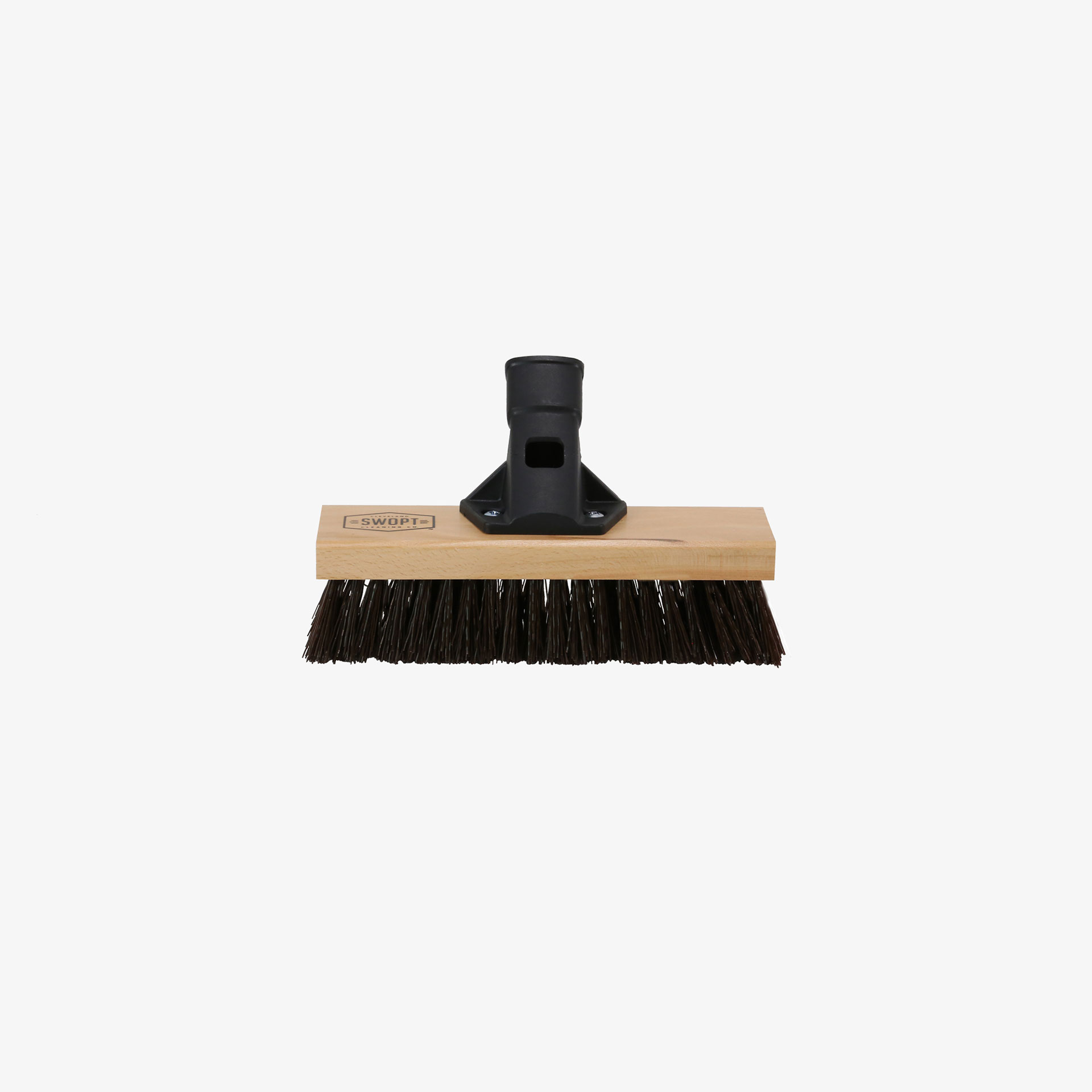 10 in. Rough Surface Deck Brush - Premium