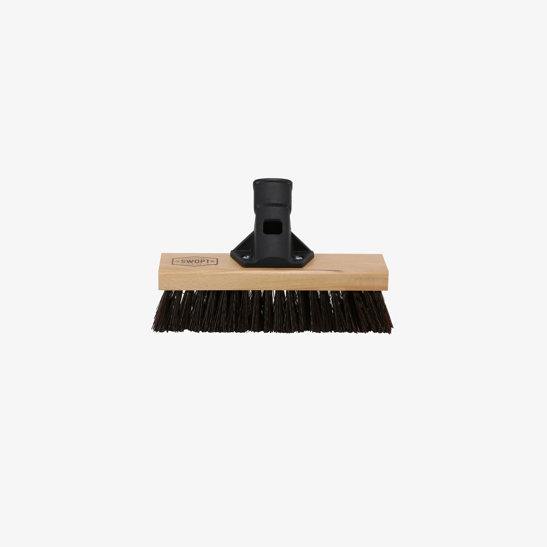 10 in. Rough Surface Deck Brush - Premium