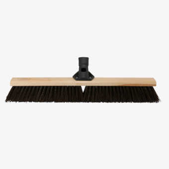 24 in. Rough Surface Push Broom - Premium