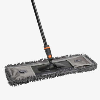 SWOPT Cleaning | 24 in. Microfiber Dust Mop Combo