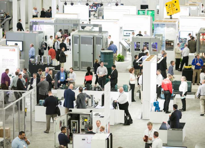 ABB Customer World - Private Event