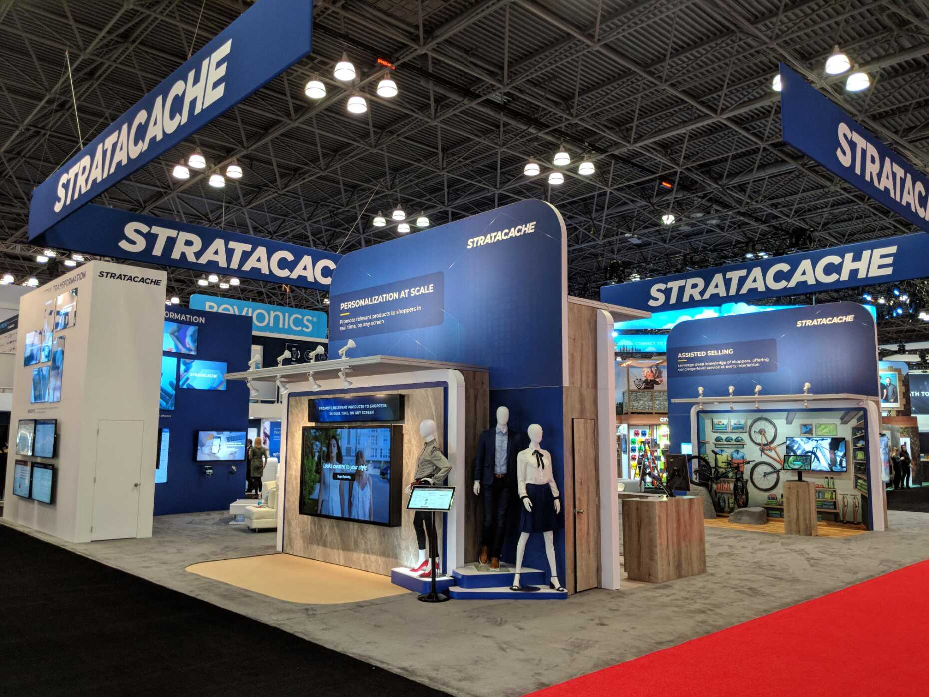 Stratacache at NRA