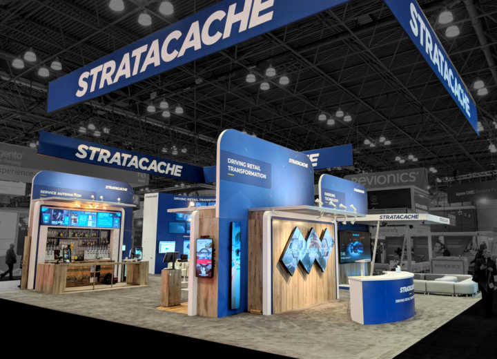 Rogers | Highly Acclaimed Trade Show Displays & Marketing