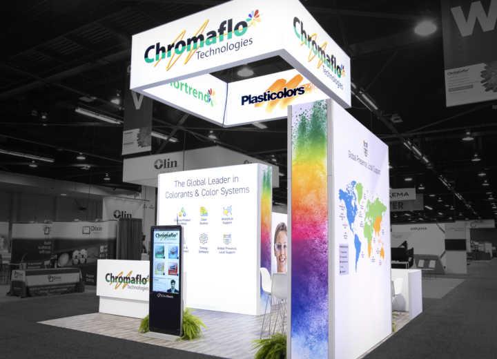 chromafloTechnologies-CAMX-trade-show