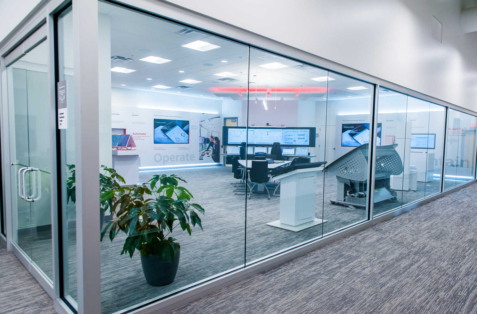 Customer Experience Center - ABB
