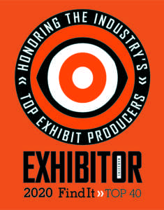 Exhibitor Magazine's Find It - Top 40