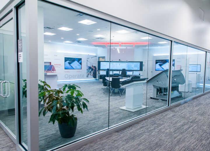 ABB - Customer Experience Center - Environment - Ohio
