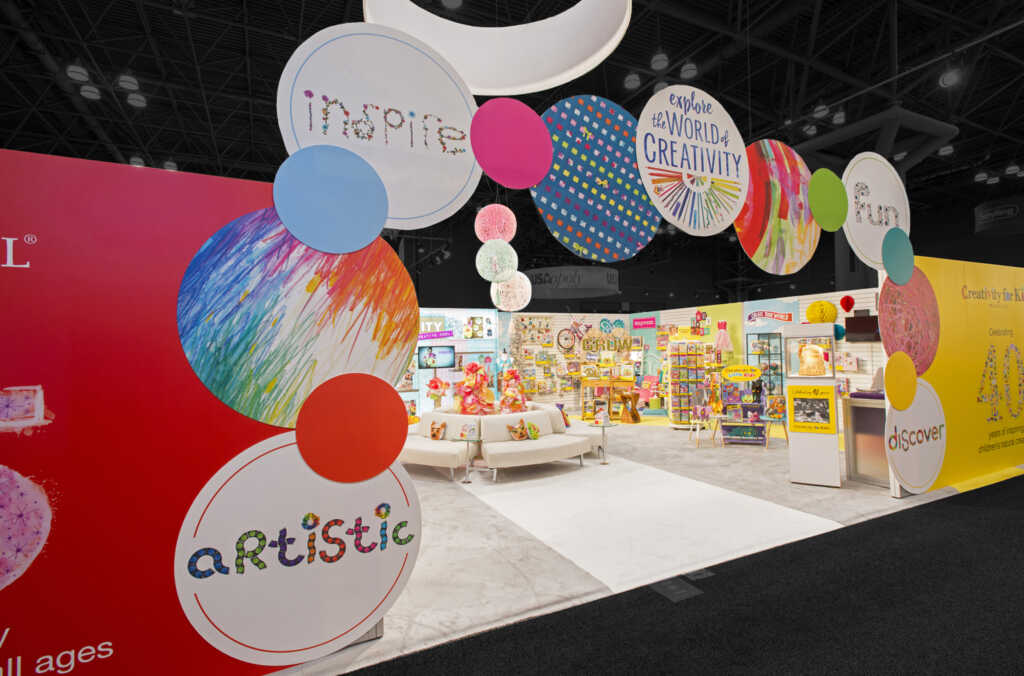 FaberCastell at ToyFair