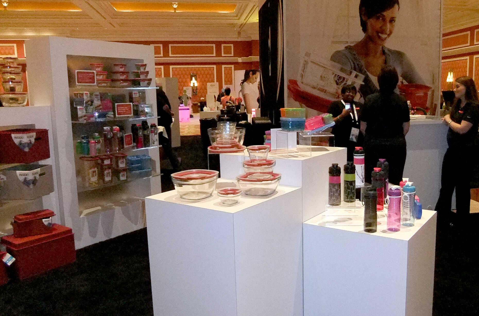 Sales Meeting - Newell Brands - Rubbermaid
