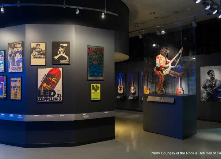 Rock & Roll Hall of Fame - Play it Loud - Environment - Museum