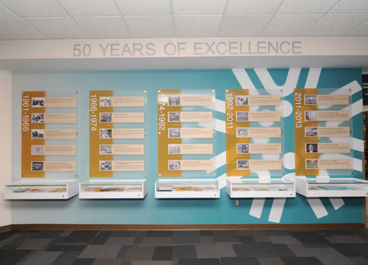 Cuyahoga Community College - Environments - History Timeline