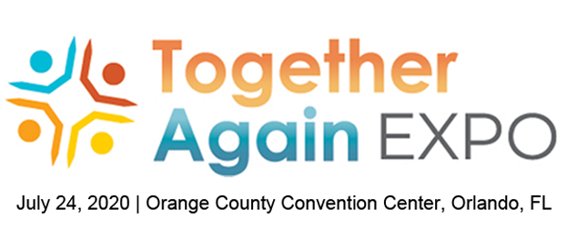 Rogers is a virtual exhibitor at the Together Again Expo 2020