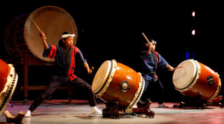 Japanese Drumming and Dance