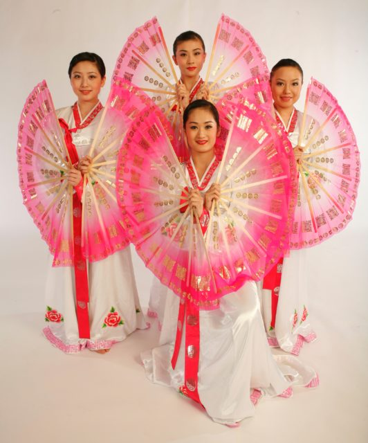 Dance China New York