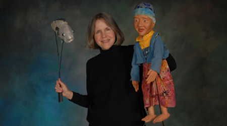 A Voyage of Discovery: Using Puppets to Explore World Folktales