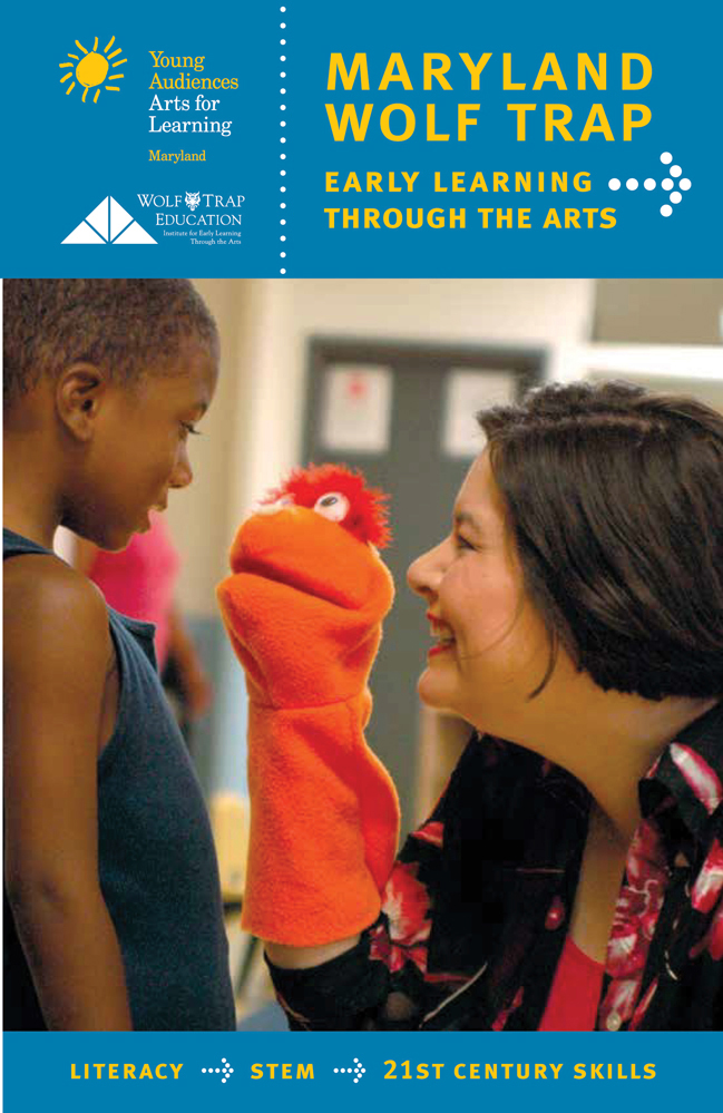 Early Learning Through the Arts