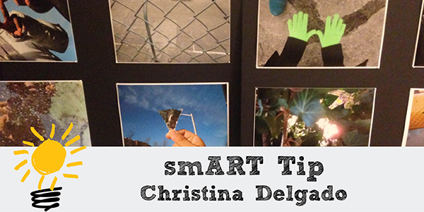 Christina Delgado smART Tip