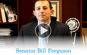 Senator Bill Ferguson WhyArts Video