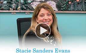 Stacie Sanders Evans WhyArts Video