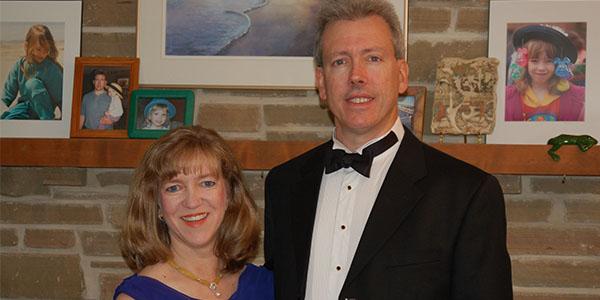 Mitch and Barbara Krebs