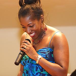 Renée Georges and the Kidz MusiQ Club