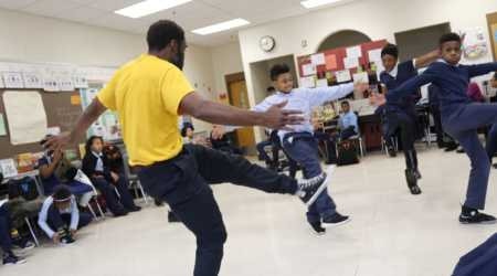 Capoeira Speaks: Dancing for Social Intelligence and Life Success Skills