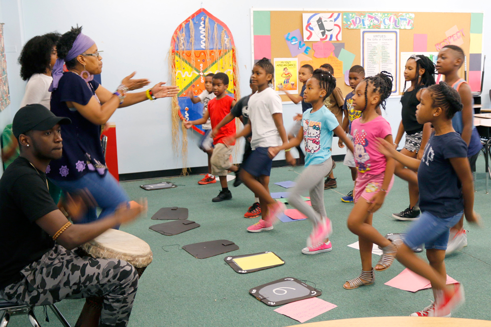 Summer Arts Programming Improves Academic Performance